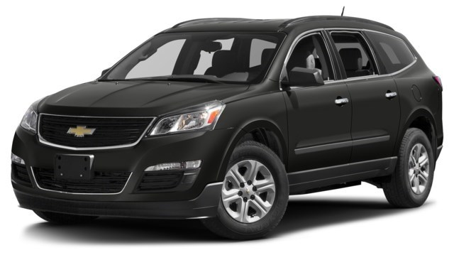 2016 Chevrolet Traverse Tungsten Metallic [Grey]