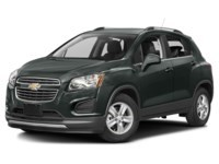2016 Chevrolet Trax LT Cyber Grey Metallic  Shot 1