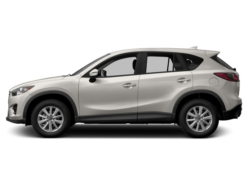 2016 Mazda CX-5 GS Crystal White Pearl  Shot 6