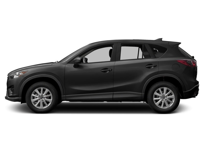 2016 Mazda CX-5 GS Jet Black Mica  Shot 12
