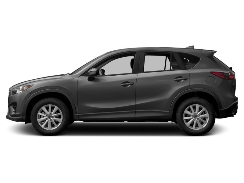 2016 Mazda CX-5 GS Meteor Grey Mica  Shot 15