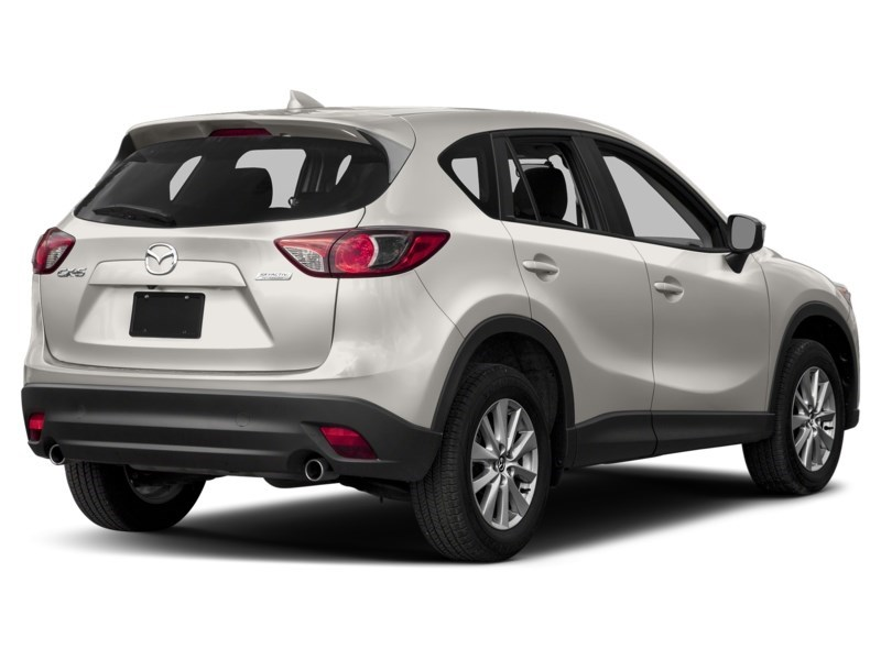 2016 Mazda CX-5 GS Crystal White Pearl  Shot 5