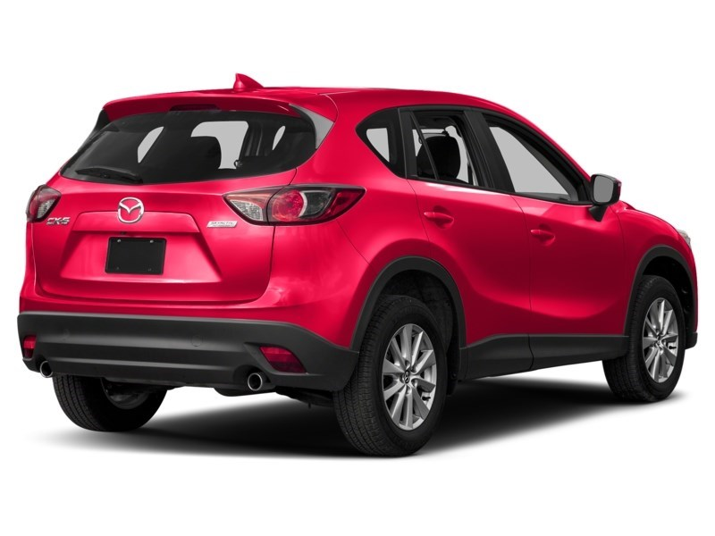 2016 Mazda CX-5 GS Soul Red Mica  Shot 8