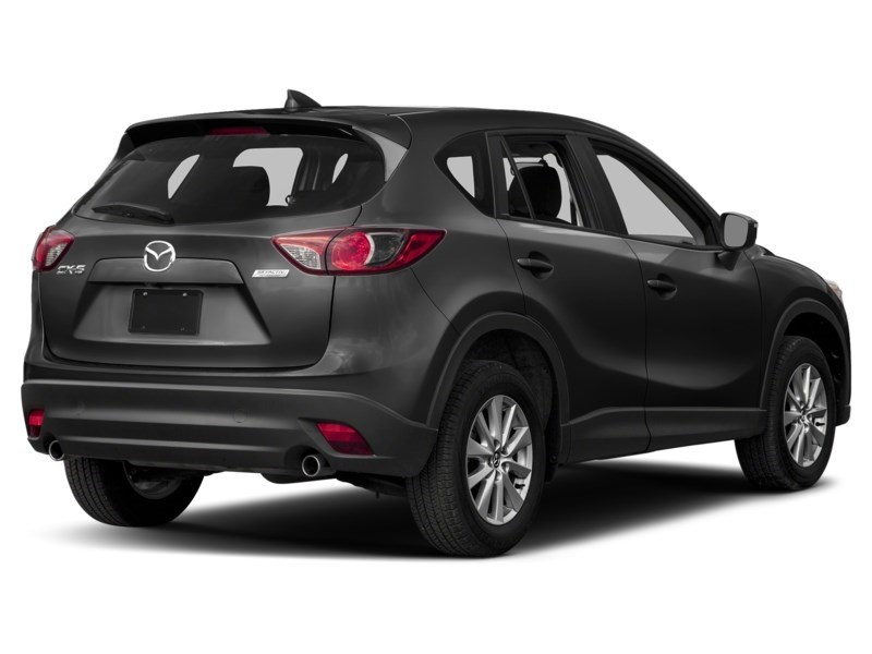 2016 Mazda CX-5 GS Jet Black Mica  Shot 11