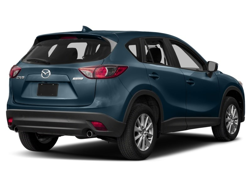 2016 Mazda CX-5 GS Deep Crystal Blue Mica  Shot 17