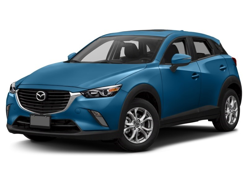 2016 Mazda CX-3 Good things come in small packages Dynamic Blue Mica  Shot 1