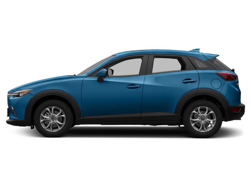 2016 Mazda CX-3 Good things come in small packages Dynamic Blue Mica  Shot 3