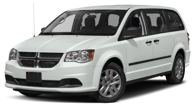 2017 Dodge Grand Caravan Bright White [White]