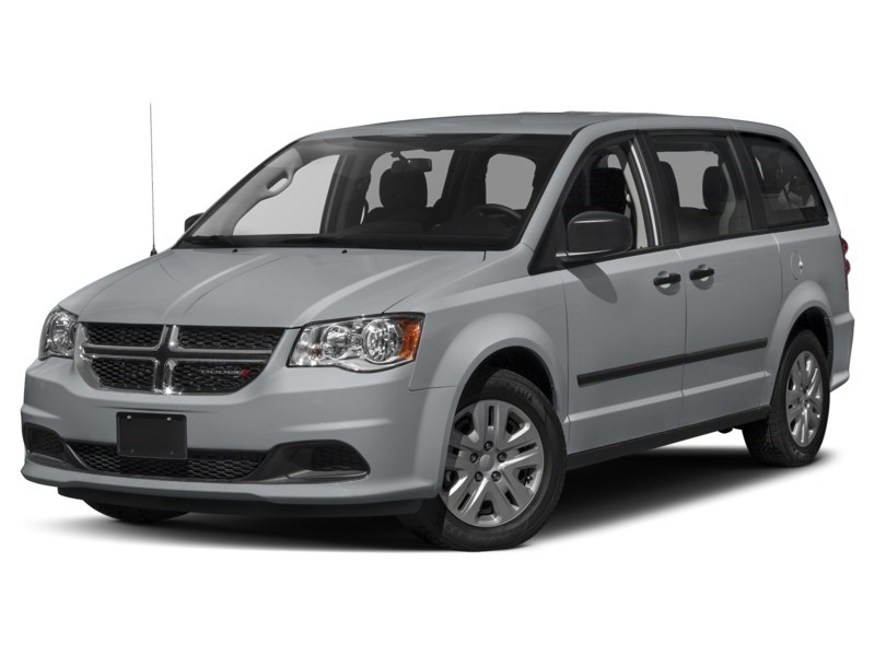 2016 Dodge Grand Caravan SE/SXT Billet Silver Metallic  Shot 1