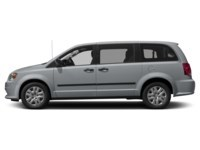 2016 Dodge Grand Caravan SE/SXT Billet Silver Metallic  Shot 3