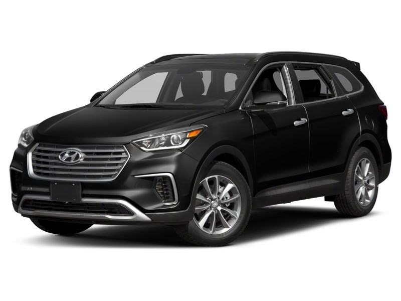 2017 Hyundai Santa Fe XL Premium Becketts Black  Shot 1