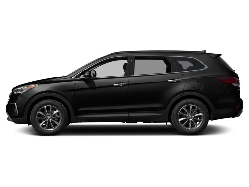 2017 Hyundai Santa Fe XL Premium Becketts Black  Shot 3