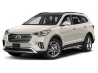 2018 Hyundai Santa Fe XL Limited Monaco White  Shot 1