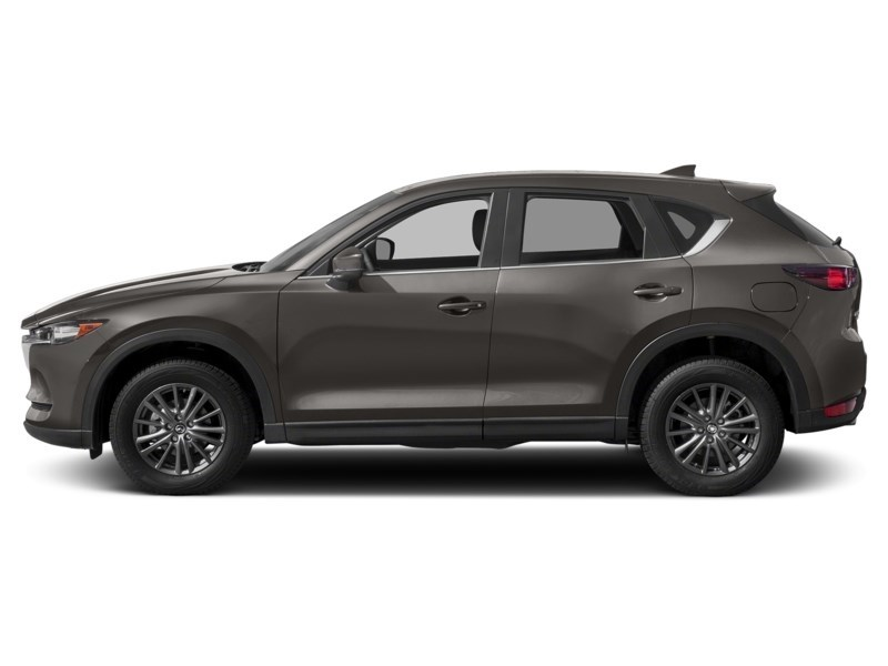 2017 Mazda CX-5 GS Titanium Flash Mica  Shot 3