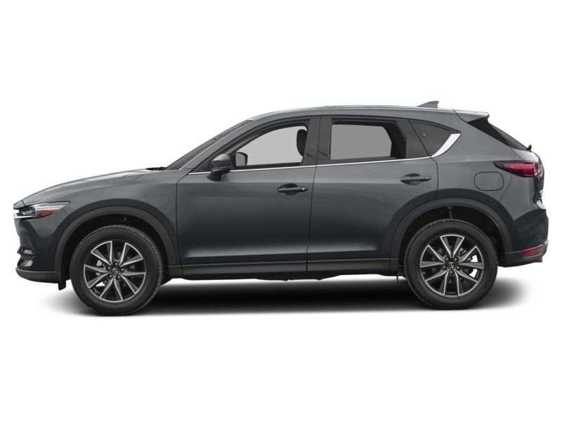 2017 Mazda CX-5 GT Machine Grey Metallic  Shot 3