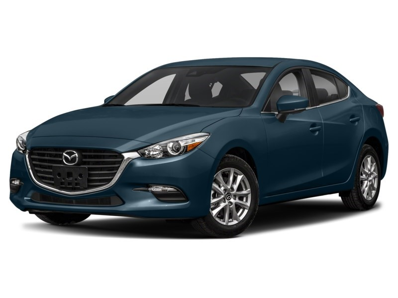 2018 Mazda Mazda3 GS Deep Crystal Blue Mica  Shot 1