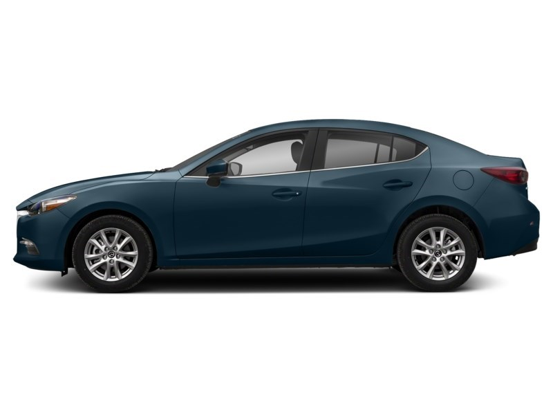2018 Mazda Mazda3 GS Deep Crystal Blue Mica  Shot 3