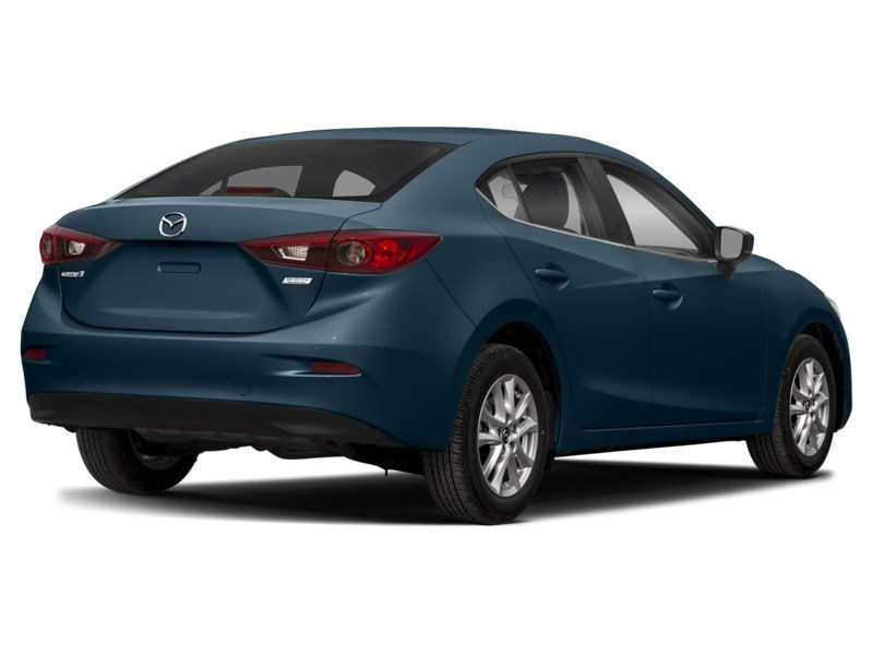 2018 Mazda Mazda3 GS Deep Crystal Blue Mica  Shot 2