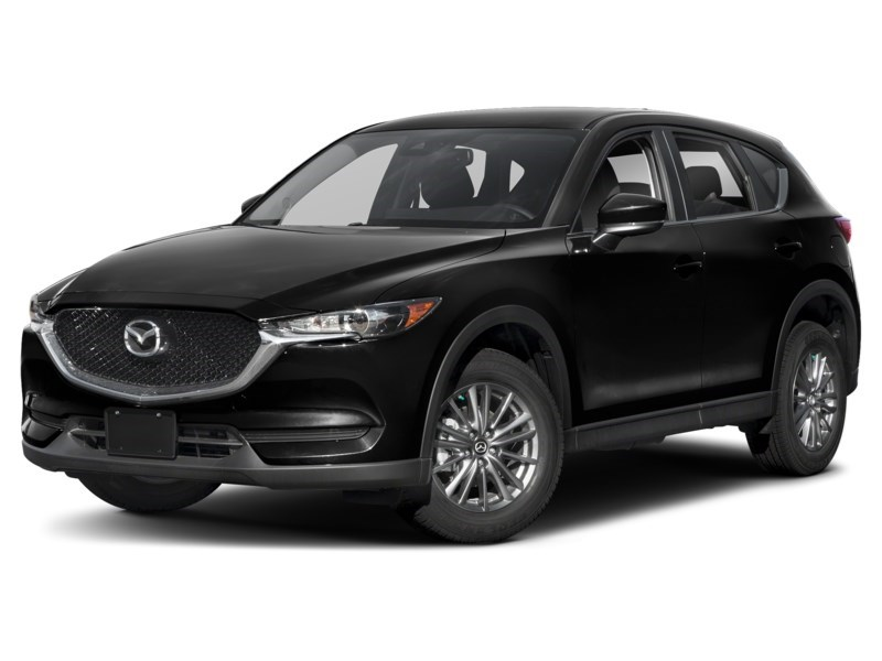 2018 Mazda CX-5 GS Jet Black Mica  Shot 1