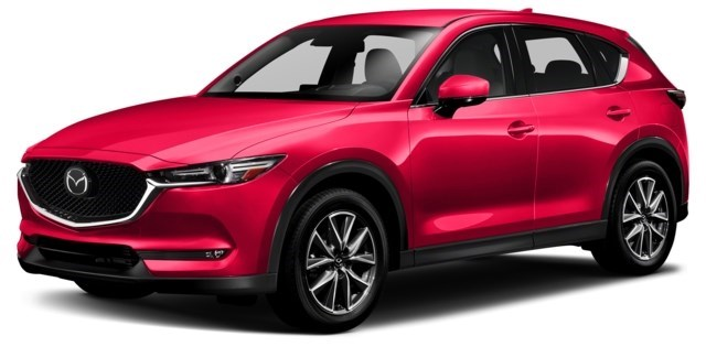2018 Mazda CX-5 Soul Red Crystal Metallic [Red]