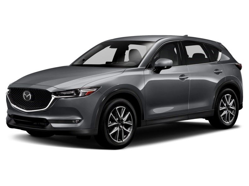 2018 Mazda CX-5 GT Machine Grey Metallic  Shot 1