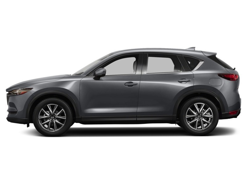 2018 Mazda CX-5 GT Machine Grey Metallic  Shot 2