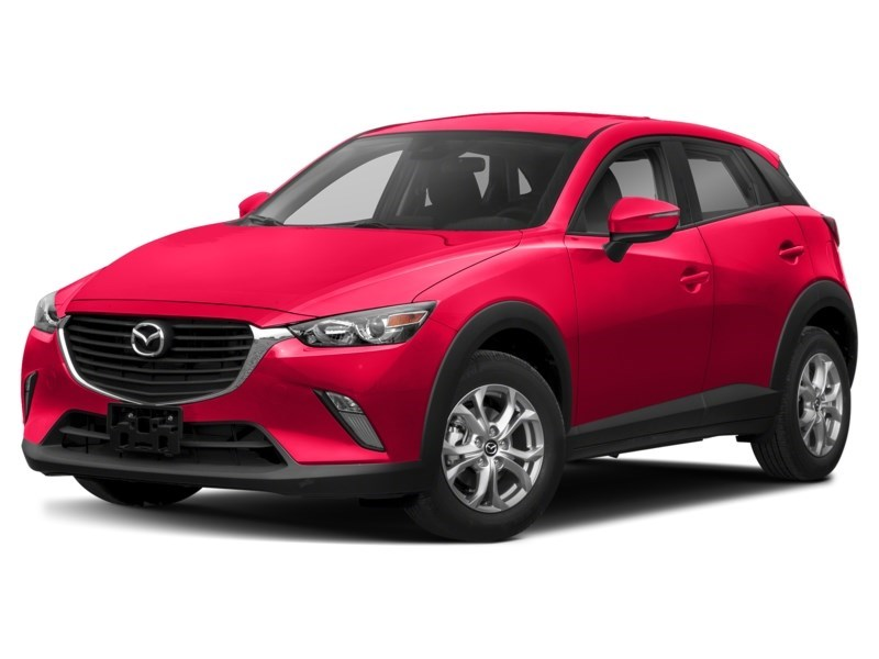 2018 Mazda CX-3 GS Soul Red Metallic  Shot 1