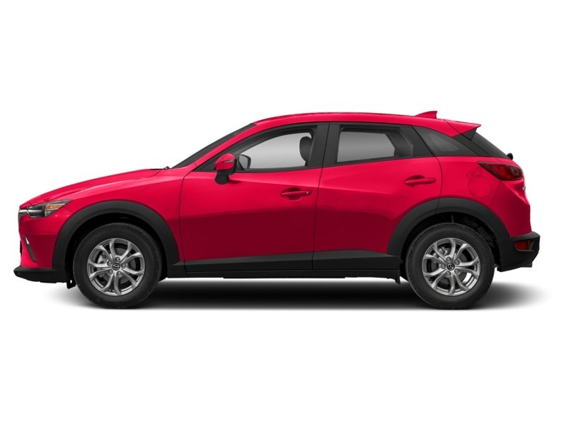 2018 Mazda CX-3 GS Soul Red Metallic  Shot 3