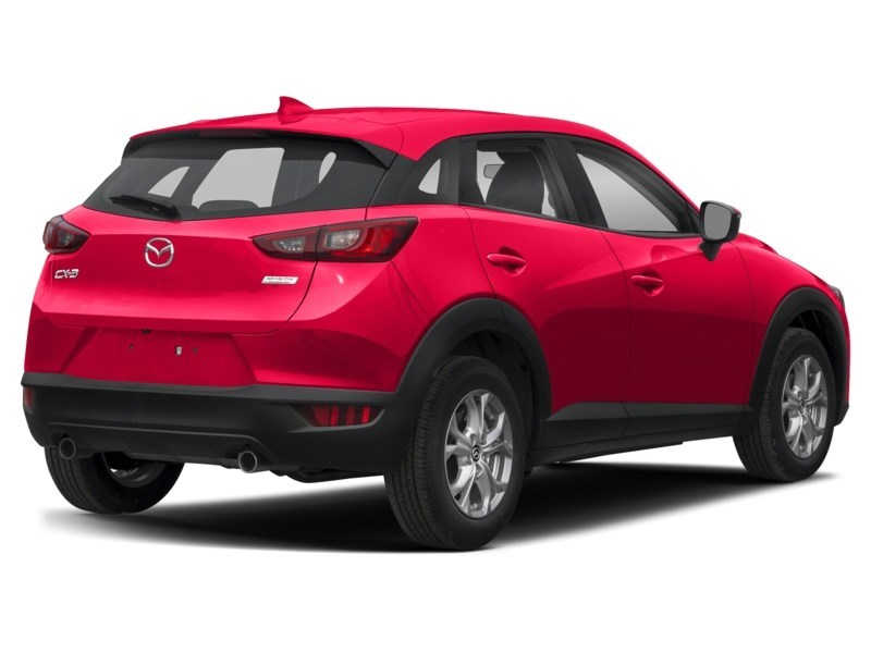 2018 Mazda CX-3 GS Soul Red Metallic  Shot 2