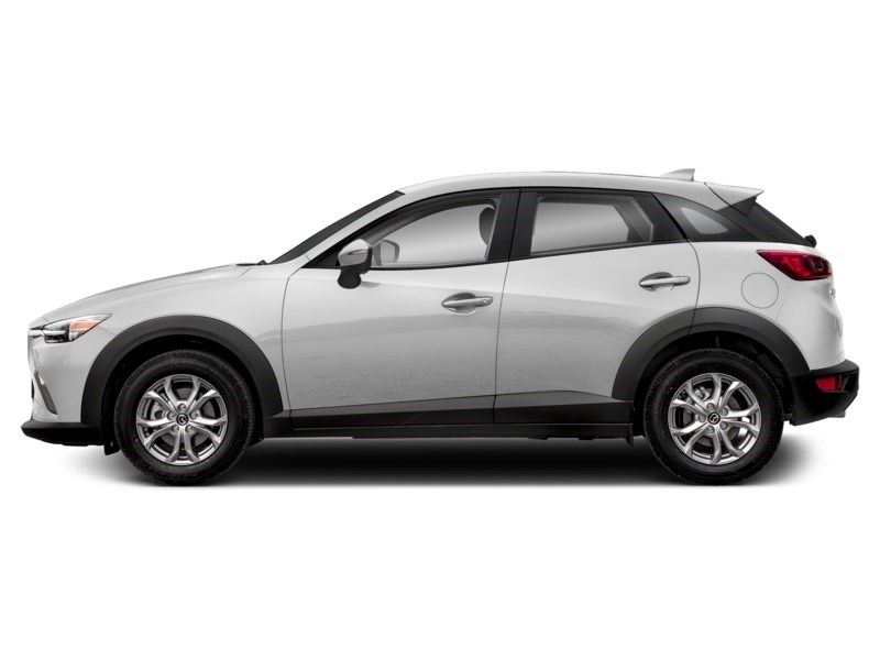 2018 Mazda CX-3 50th Anniversary Edition Snowflake White Pearl  Shot 3