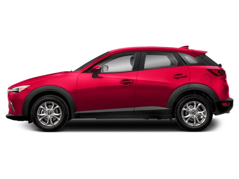 2018 Mazda CX-3 50th Anniversary Edition Soul Red Crystal Metallic  Shot 3