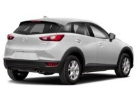 2018 Mazda CX-3 50th Anniversary Edition Snowflake White Pearl  Shot 2