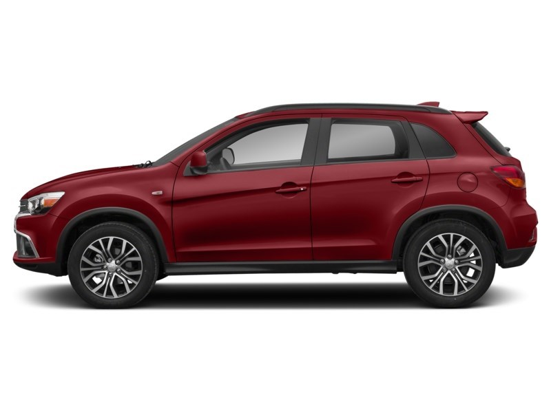 2018 Mitsubishi RVR SE Limited Edition Rally Red  Shot 3