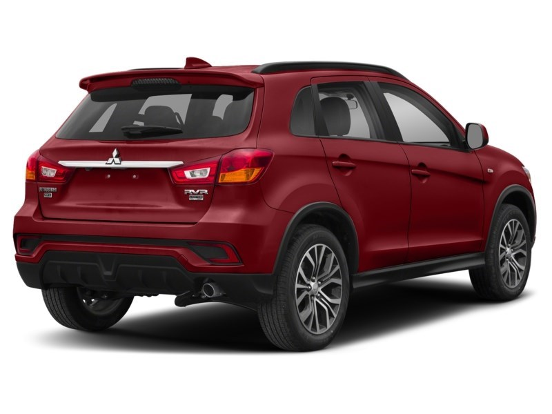 2018 Mitsubishi RVR SE Limited Edition Rally Red  Shot 2