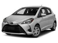 "2018 Toyota Yaris LE AUTOMATIC *LOWEST PRICE IN OTTAWA"" Classic Silver Metallic  Shot 1"