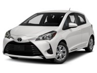 "2018 Toyota Yaris LE AUTOMATIC *LOWEST PRICE IN OTTAWA"" Alpine White  Shot 4"