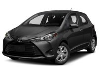 "2018 Toyota Yaris LE AUTOMATIC *LOWEST PRICE IN OTTAWA"" Magnetic Grey Metallic  Shot 7"