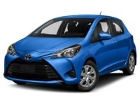 "2018 Toyota Yaris LE AUTOMATIC *LOWEST PRICE IN OTTAWA"" Blue Eclipse Metallic  Shot 16"