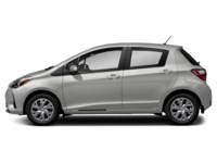 "2018 Toyota Yaris LE AUTOMATIC *LOWEST PRICE IN OTTAWA"" Classic Silver Metallic  Shot 3"