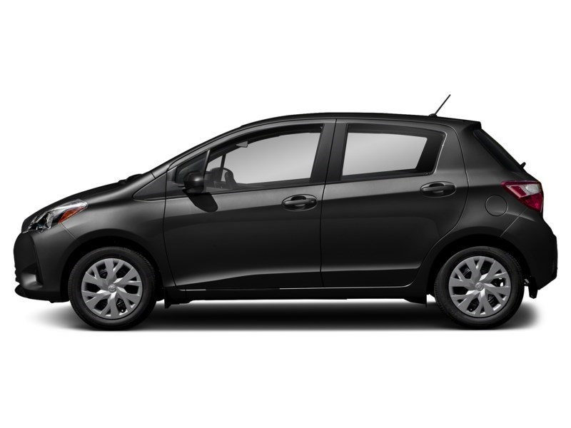 "2018 Toyota Yaris LE AUTOMATIC *LOWEST PRICE IN OTTAWA"" Magnetic Grey Metallic  Shot 9"