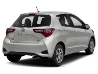 "2018 Toyota Yaris LE AUTOMATIC *LOWEST PRICE IN OTTAWA"" Classic Silver Metallic  Shot 2"