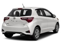 "2018 Toyota Yaris LE AUTOMATIC *LOWEST PRICE IN OTTAWA"" Alpine White  Shot 5"