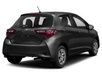 "2018 Toyota Yaris LE AUTOMATIC *LOWEST PRICE IN OTTAWA"" Magnetic Grey Metallic  Shot 8"