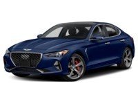 2021 Genesis G70 2.0T Elite Adriatic Blue  Shot 1