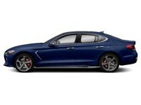 2021 Genesis G70 2.0T Elite Adriatic Blue  Shot 3
