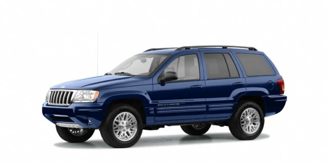 2004 Jeep Grand Cherokee Midnight Blue Pearlcoat [Blue]
