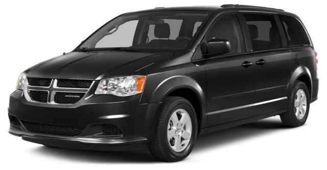 2015 Dodge Grand Caravan Brilliant Black Crystal Pearl [Black]