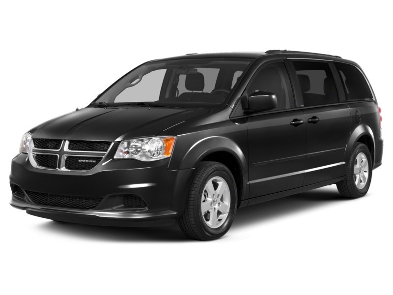2012 Dodge Grand Caravan SE/SXT  - $45.56 /Wk Brilliant Black Crystal Pearlcoat  Shot 1