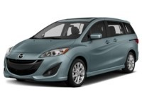 2012 Mazda Mazda5 GS Clear Water Blue Mica  Shot 2
