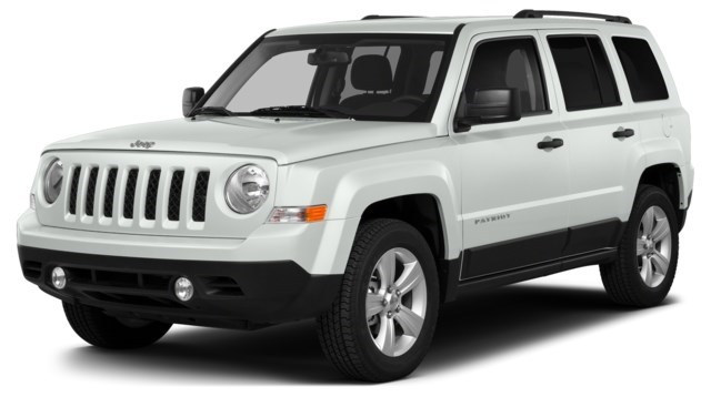 2016 Jeep Patriot Bright White [White]
